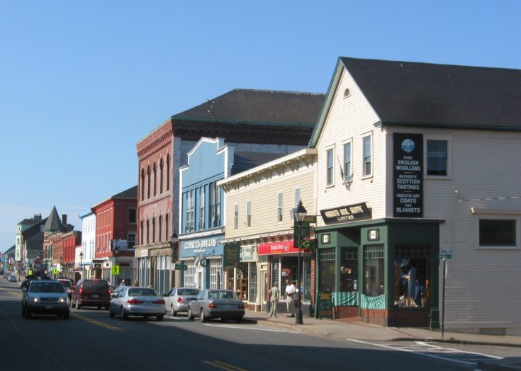Yarmouth Downtown