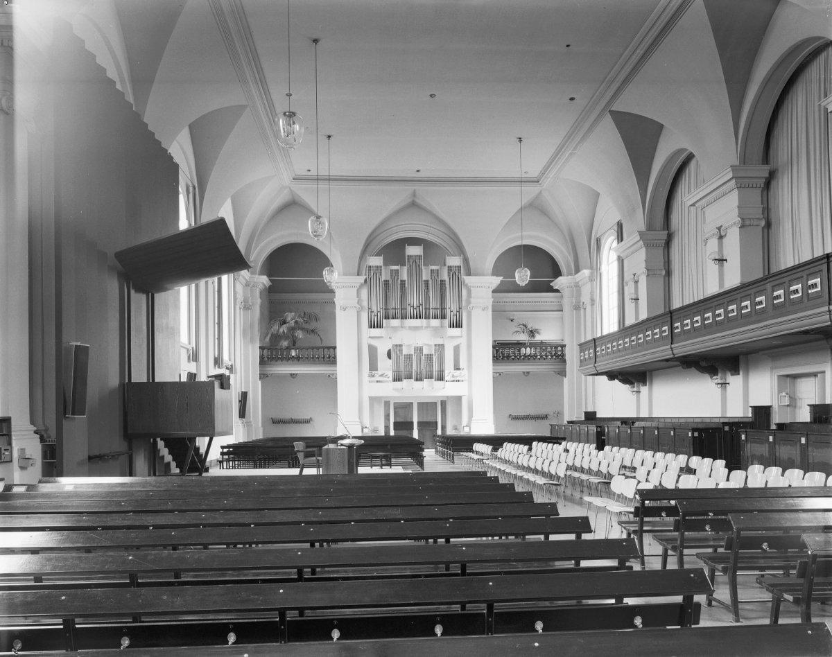 file interieur naar het orgel rotterdam 20290454