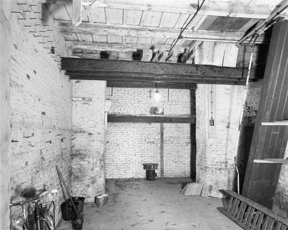 File interieur onder de toren ouddorp rce g
