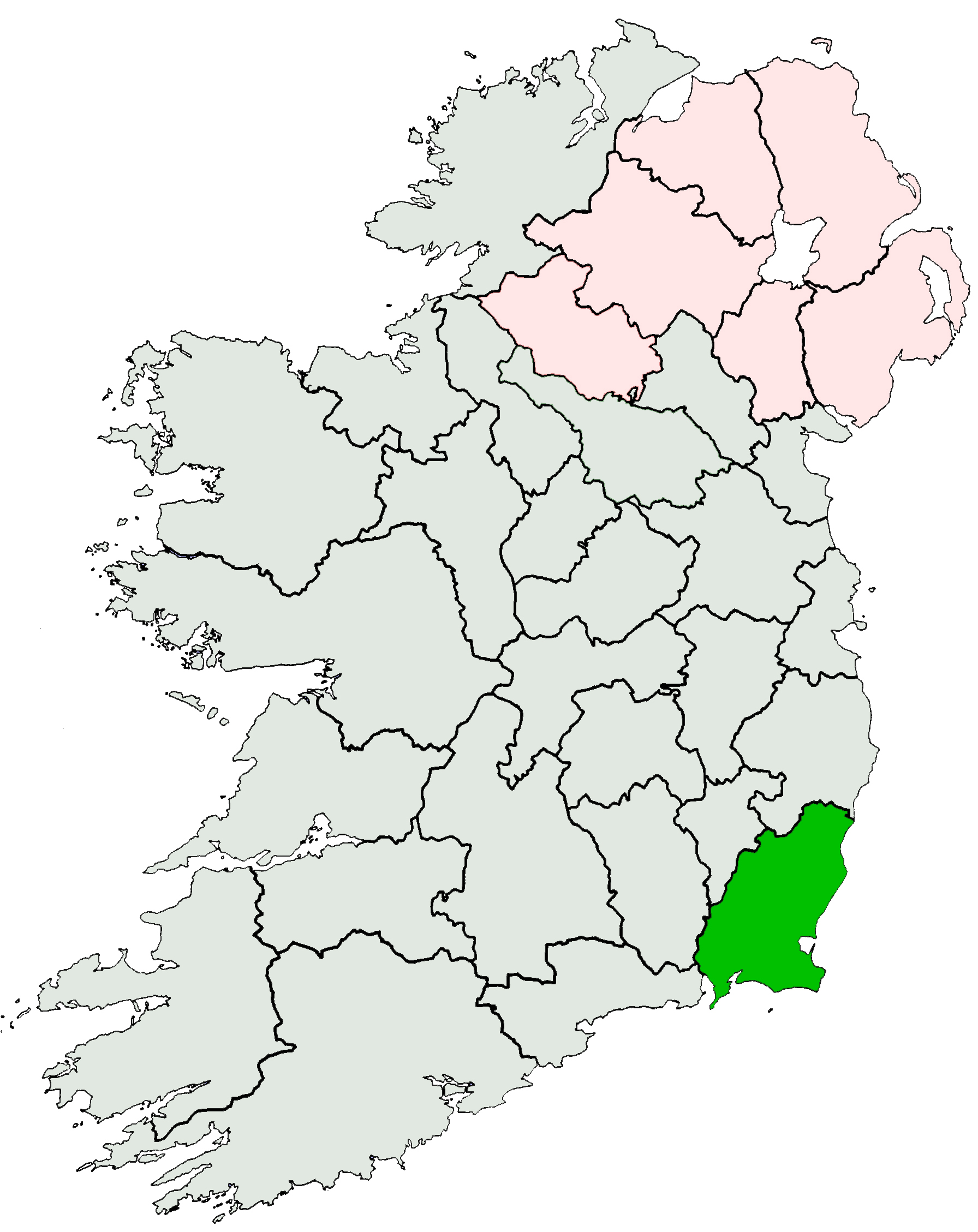 History of County Wexford - Wikipedia on ireland wexford, courtown wexford, hook lighthouse wexford, whites hotel wexford, co wexford,
