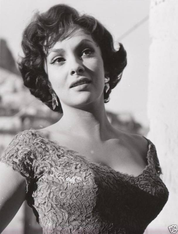 Depiction of Gina Lollobrigida