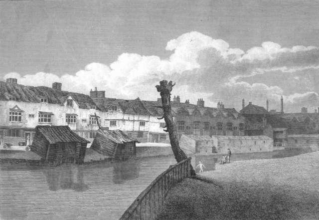 Jacob S Island Slum  Oliver Twist
