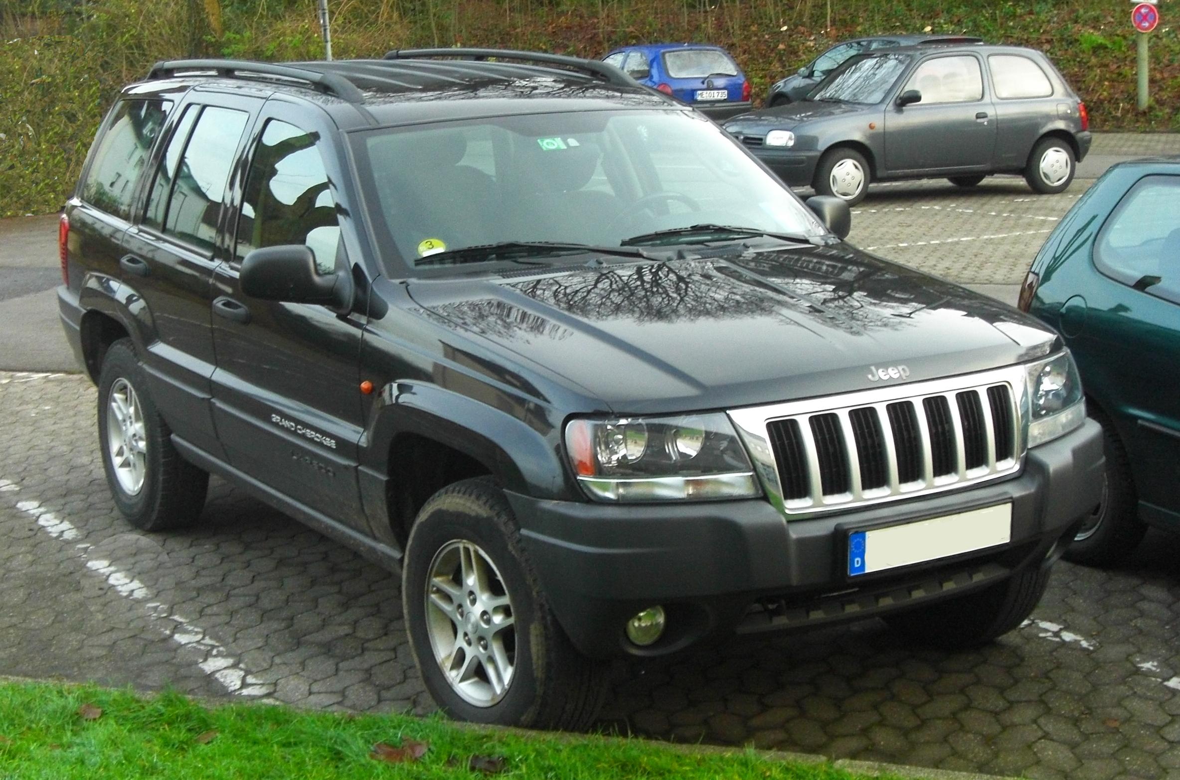 jeep grand cherokee ii laredo facelift 2004 front mj jpg wikipedia. Black Bedroom Furniture Sets. Home Design Ideas