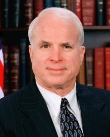 Джон Сідней МаккейнJohn Sidney McCain III