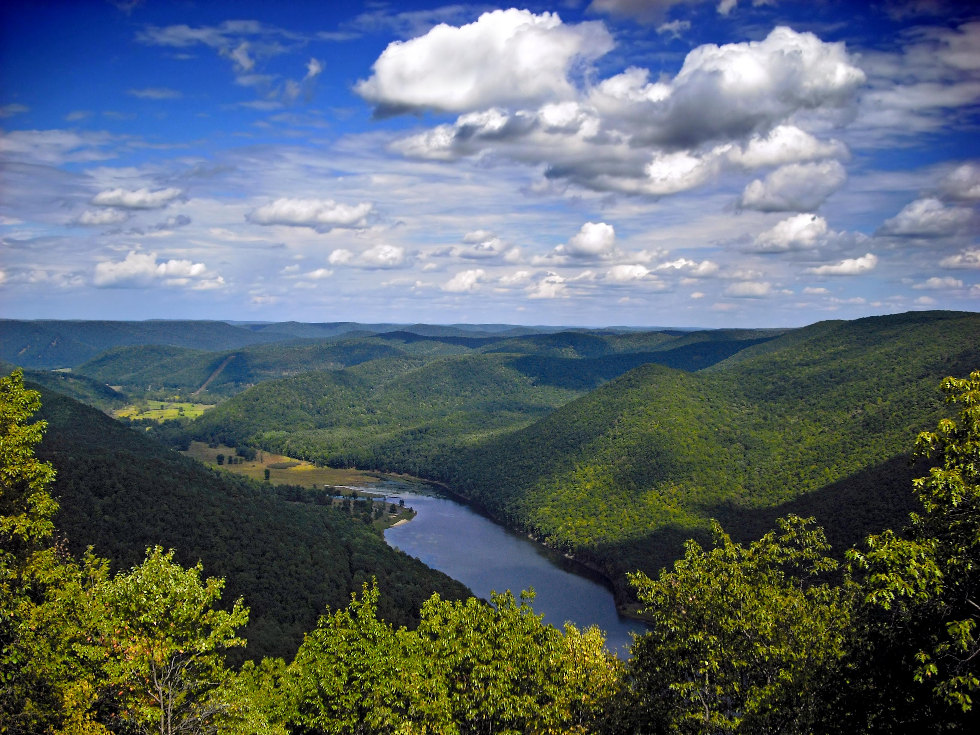 Image Gallery Kettle Creek Pennsylvania