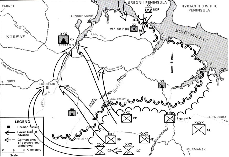 Soviet Planning for the Operation.