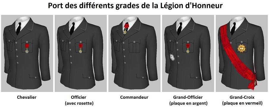 Ordre national de la Légion d honneur — Wikipédia 6e94923cbd3