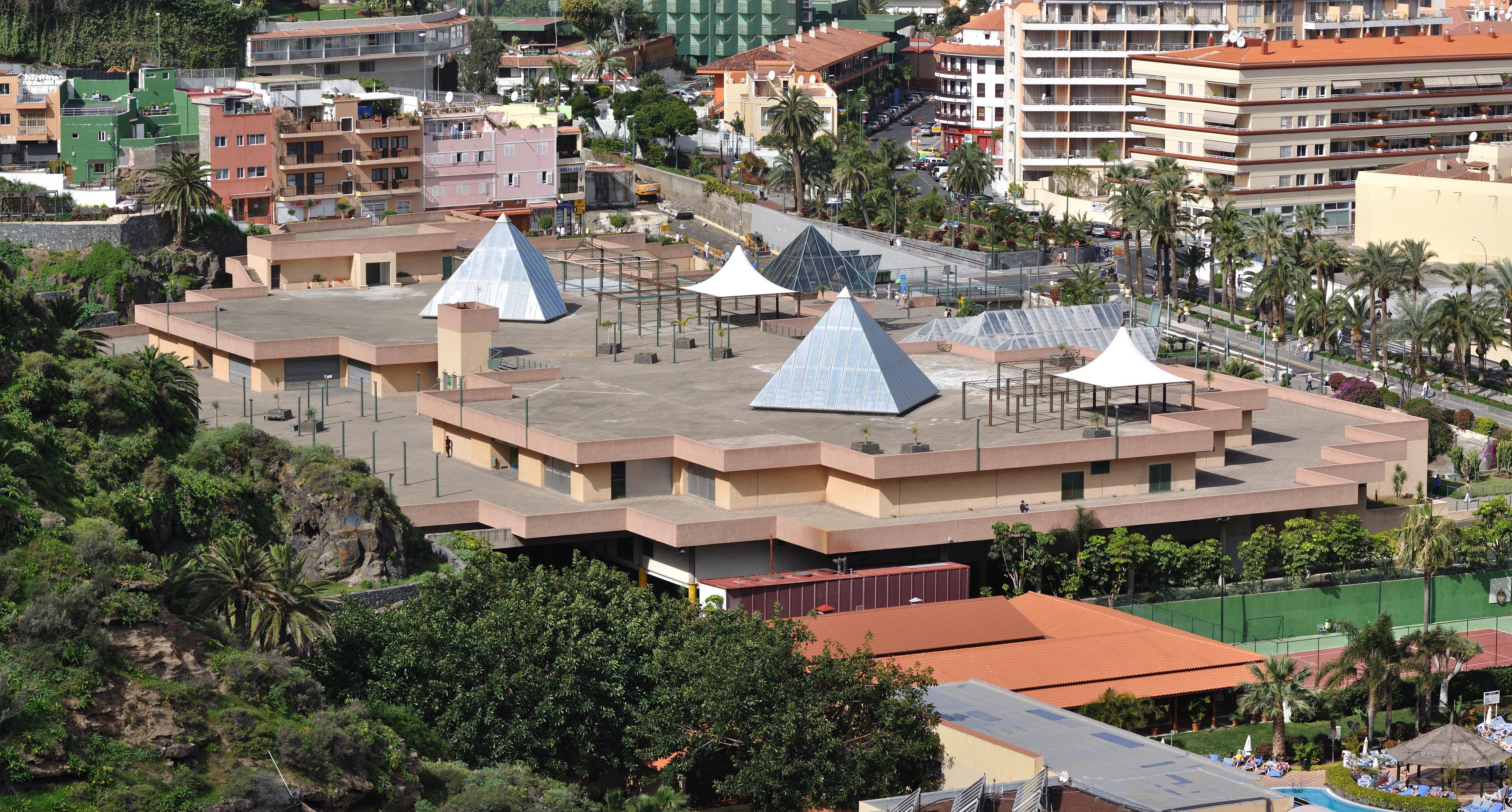 Teneriffa Puerto De La Cruz Hotel Las Aguilas