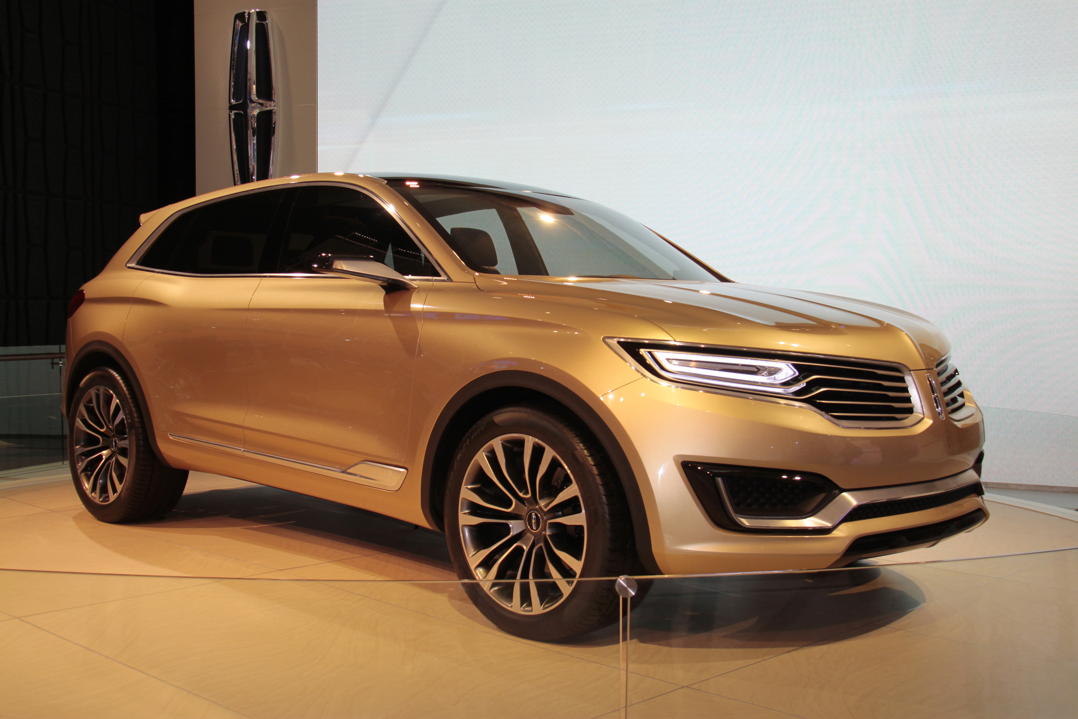 2020 Lincoln Mkx At Beijing Motor Show Price