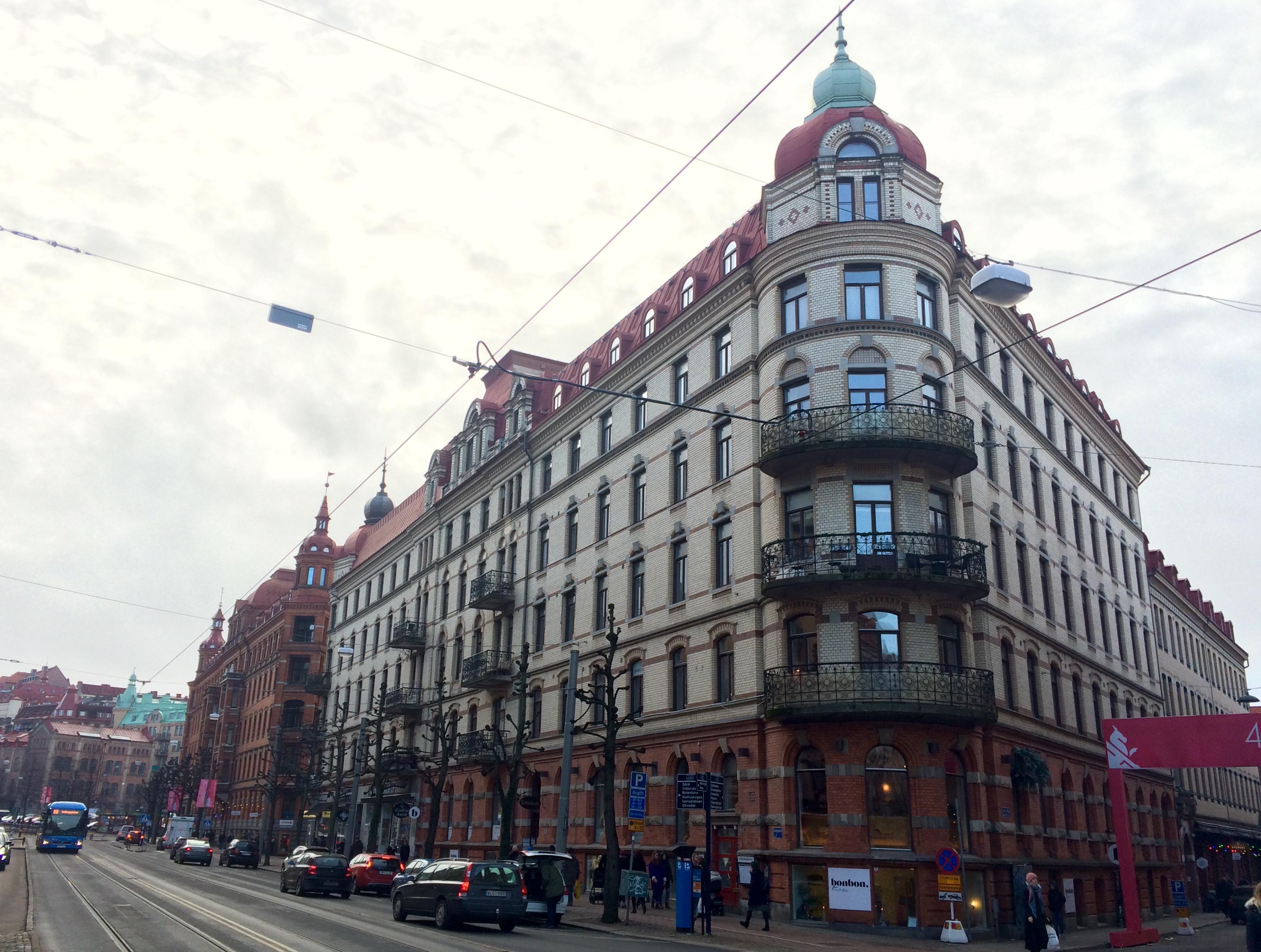 Göteborgs Masthugg Dejta