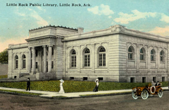 File:Little Rock, Arkansas Carnegie library.jpg
