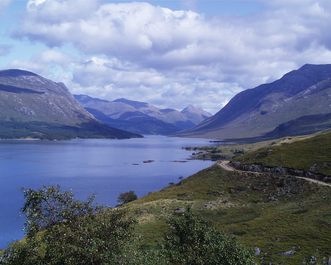 Photo of loch etive