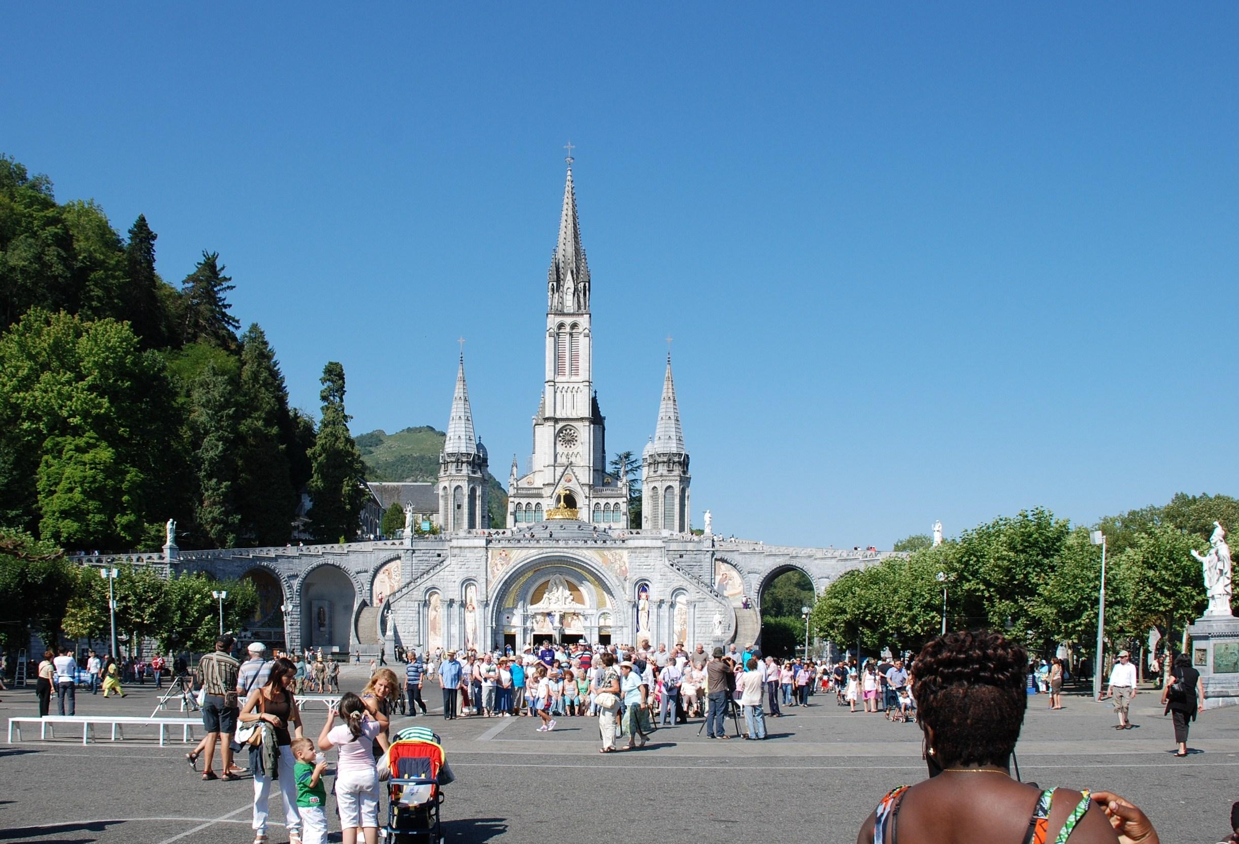 Our Lady Lourdes France