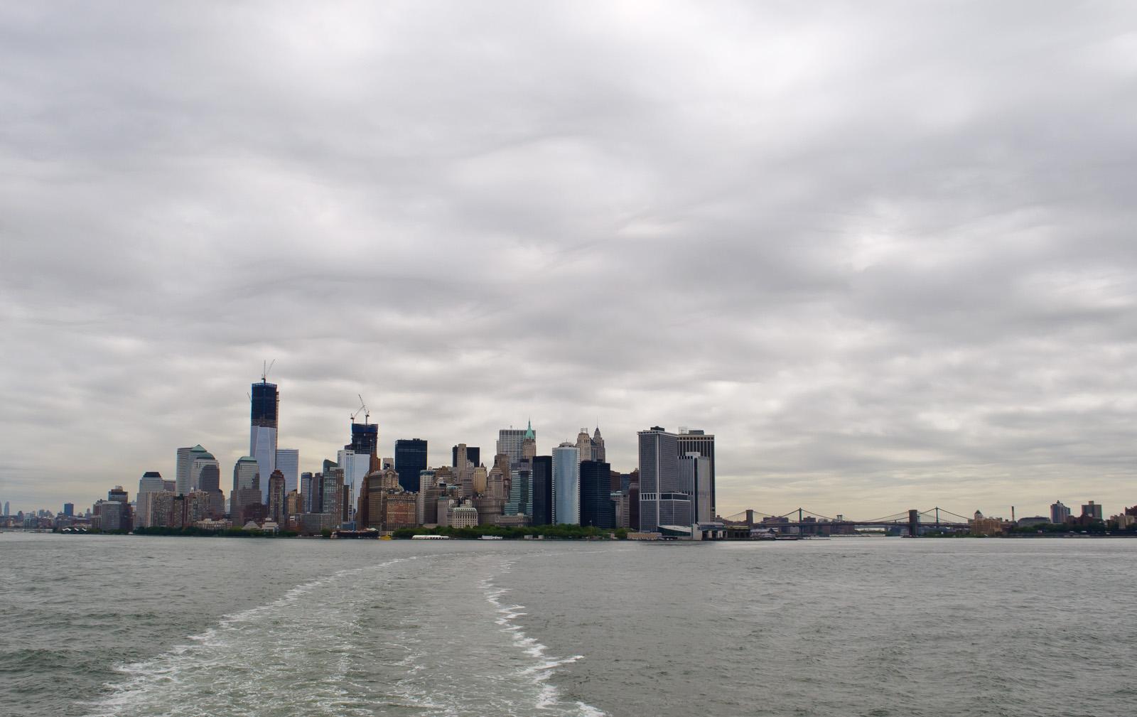 File:Lower Manhattan from Staten Island Ferry (7208224434 ...