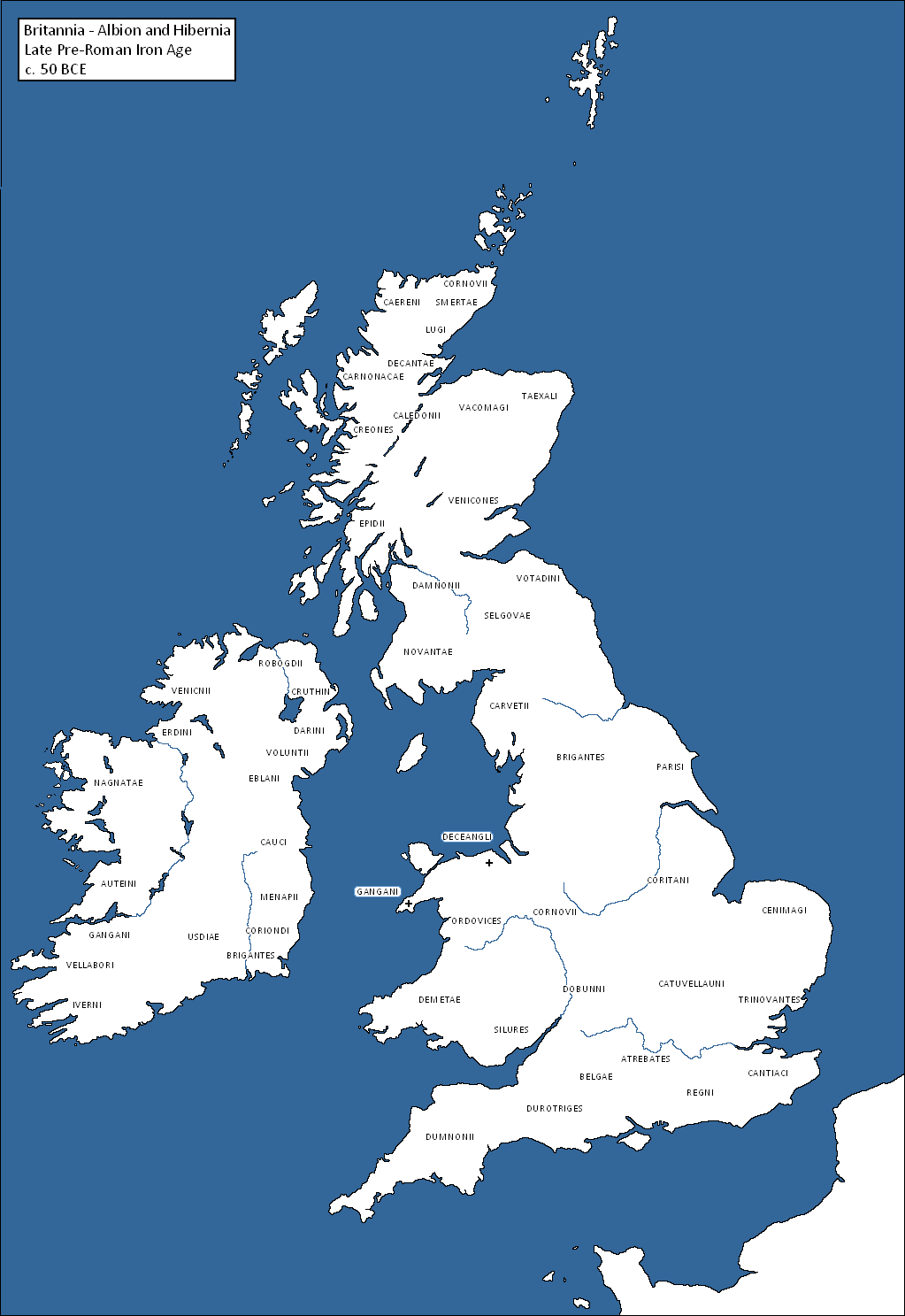 File:Map   Peoples of Britain and Ireland 50BCE.PNG   Wikimedia
