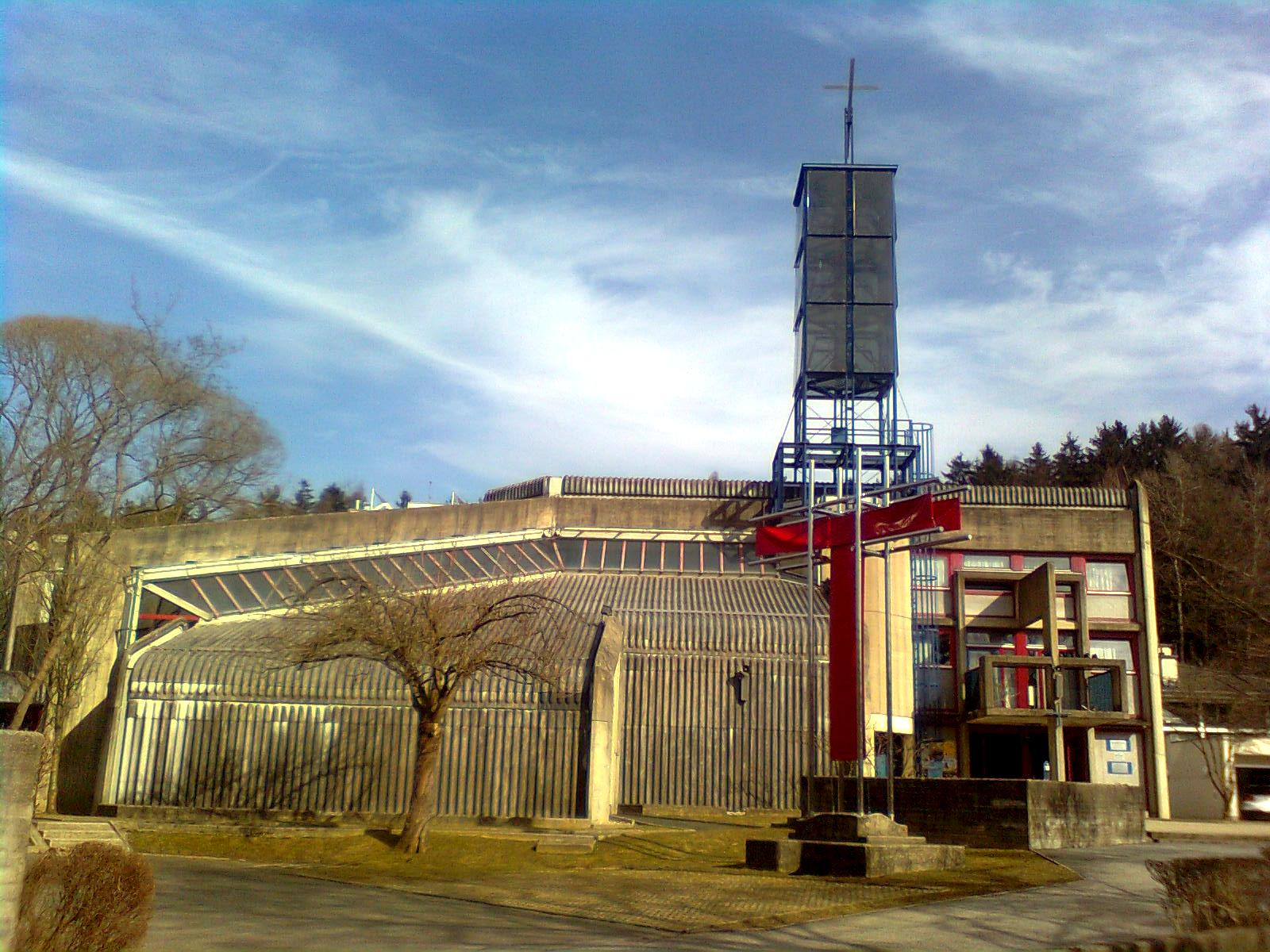 Maria Verkündigungskirche in Graz-Kroisbach