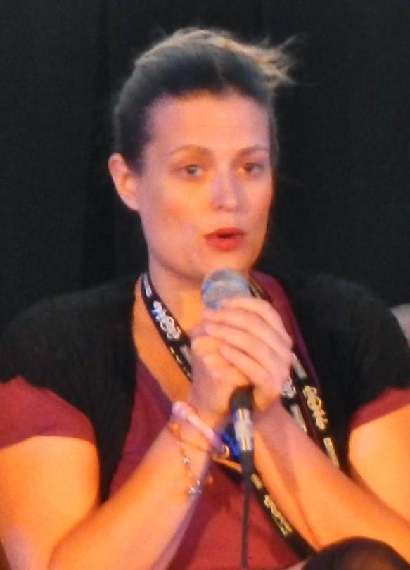 Den 37-år gammal 179 cm lång Marianna Palka i 2019
