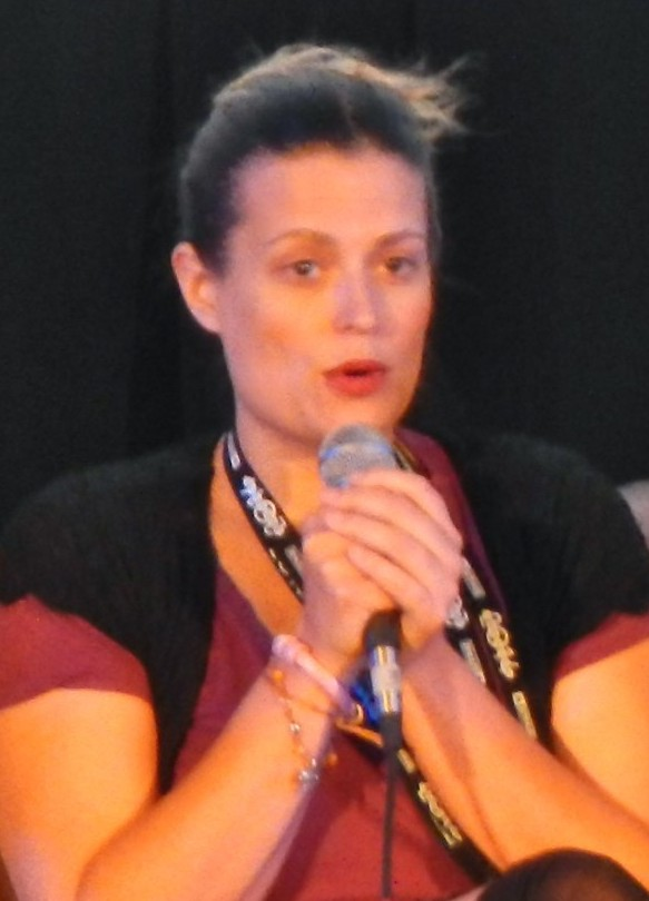 37-år gammel, 179 cm høy Marianna Palka i 2018 photo