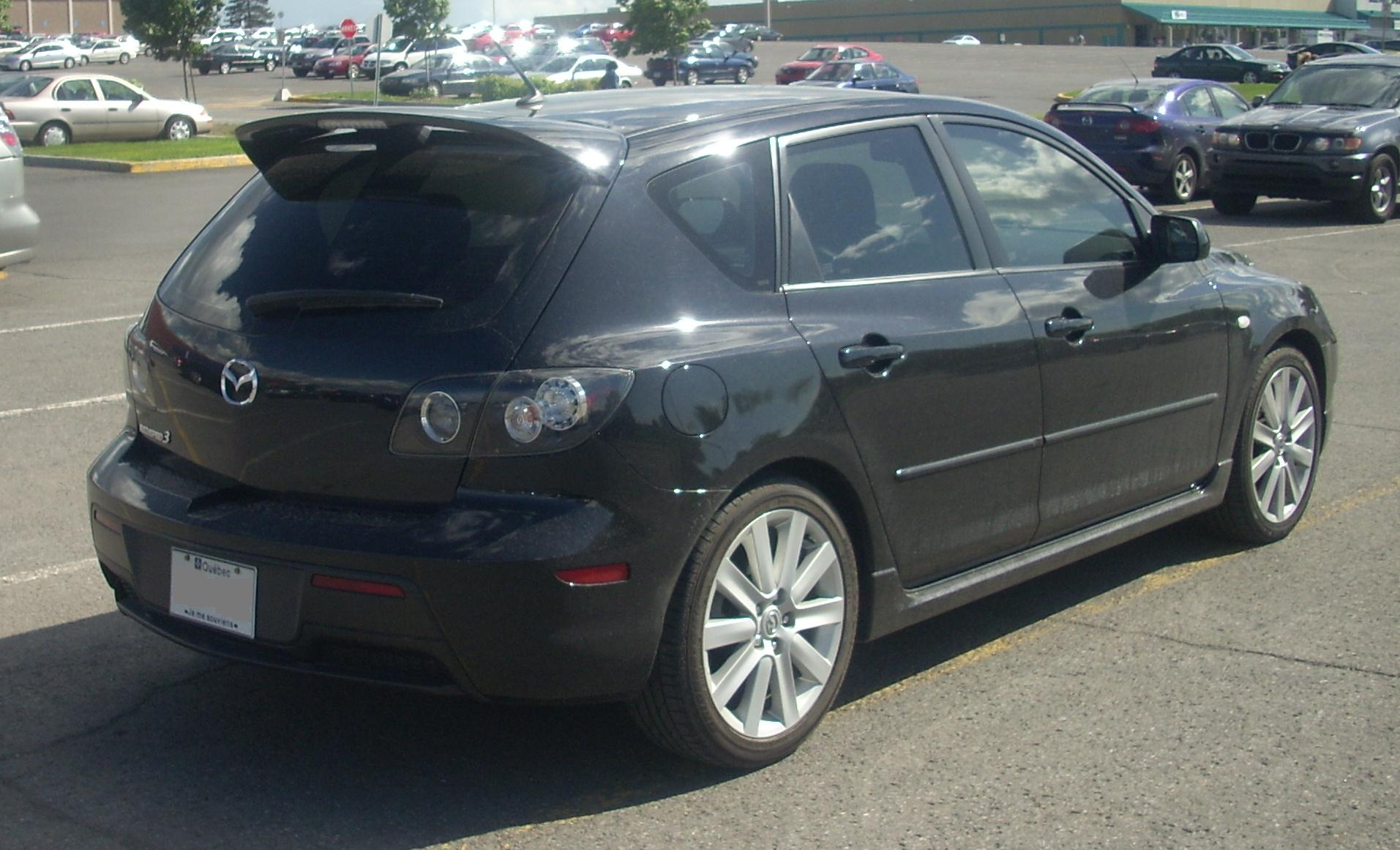 File Mazda3 Hatchback Jpg Wikimedia Commons