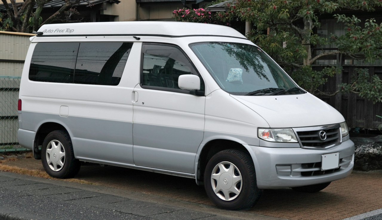 File Mazda Bongo Friendee 003 Jpg Wikimedia Commons