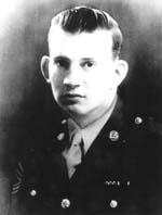 Melvin O. Handrich United States Army Medal of Honor recipient