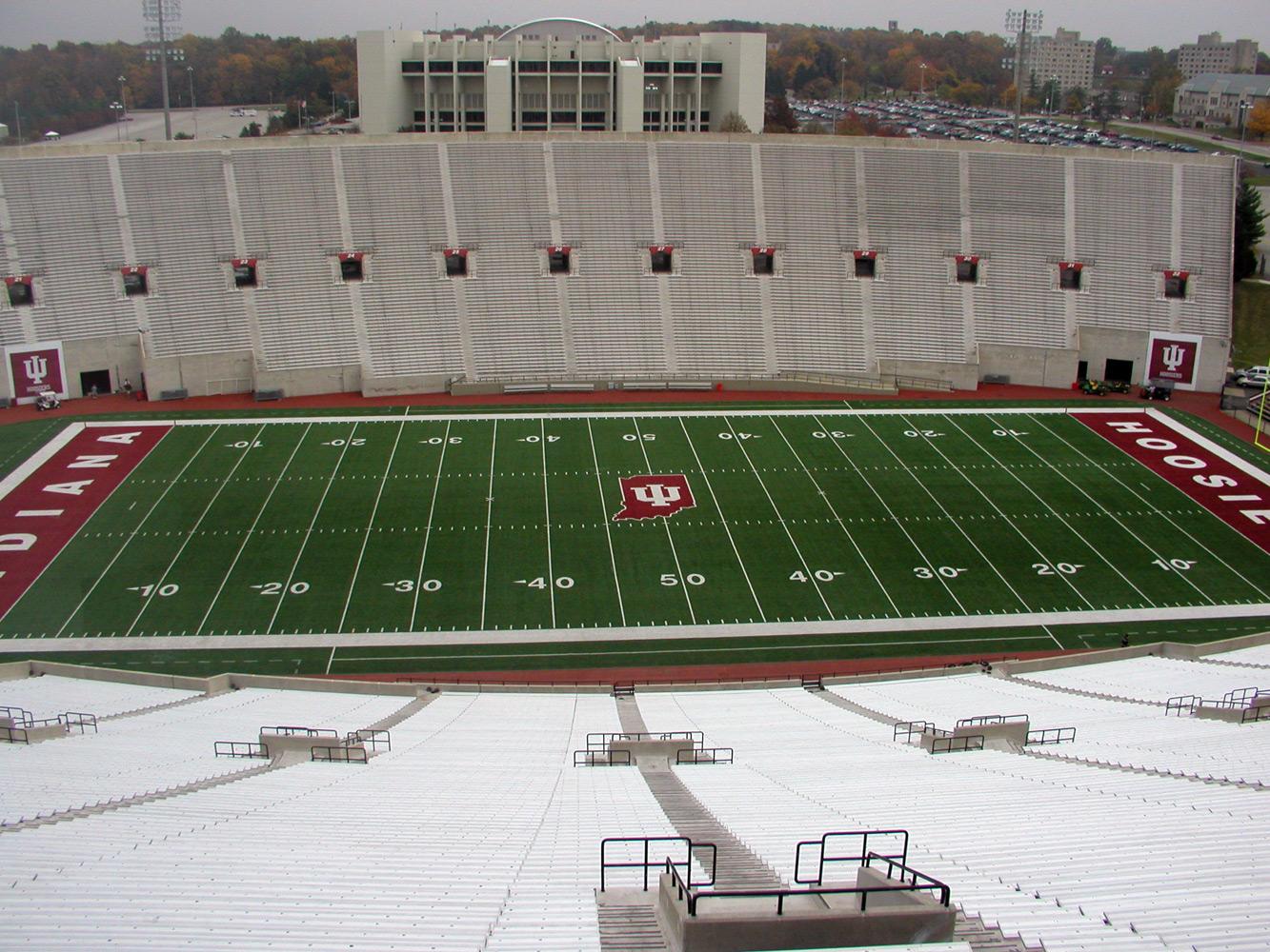 Memorial Stadium Indiana Wikipedia