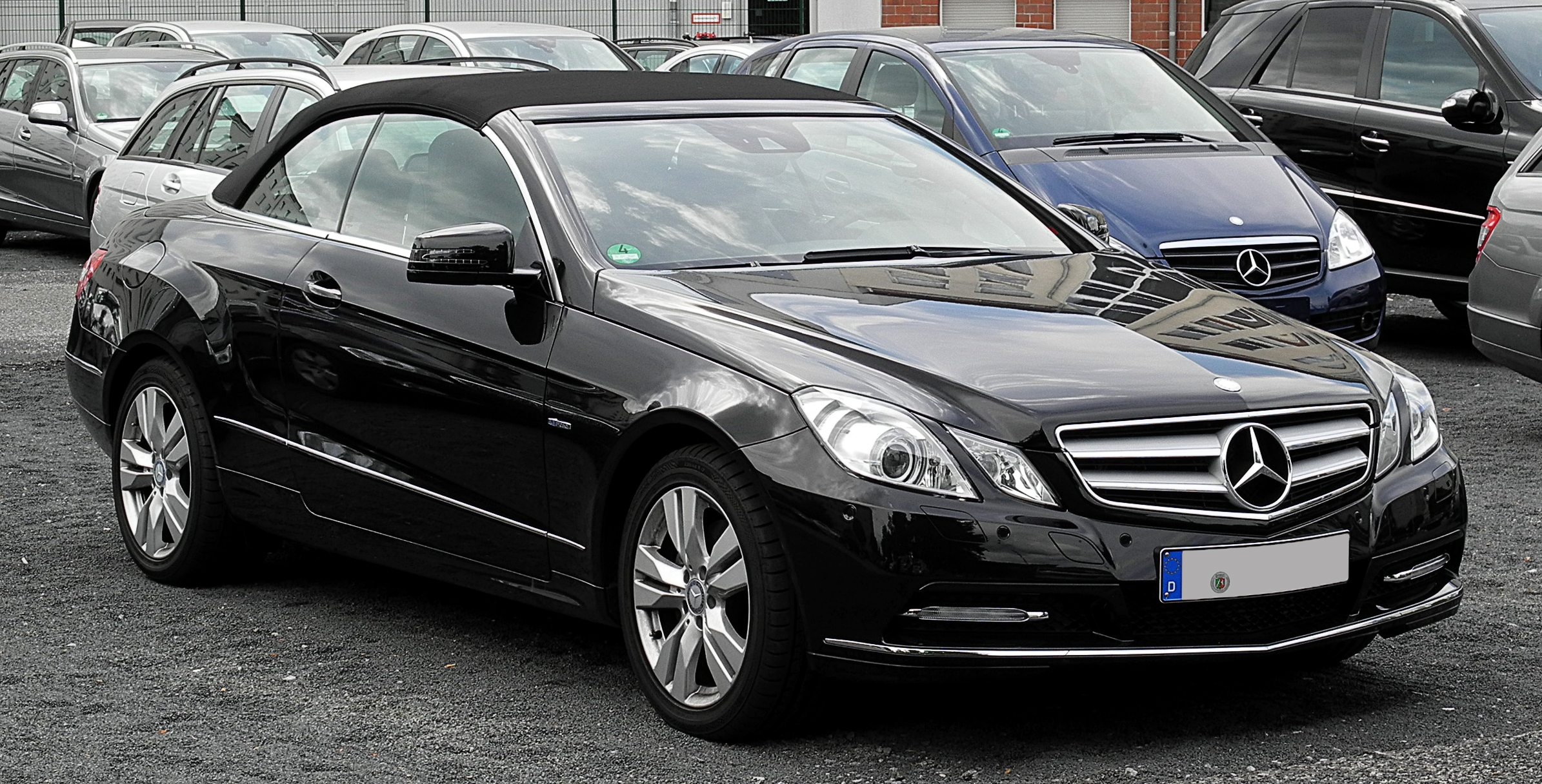 File Mercedes Benz E 250 Cdi Blueefficiency Cabriolet A