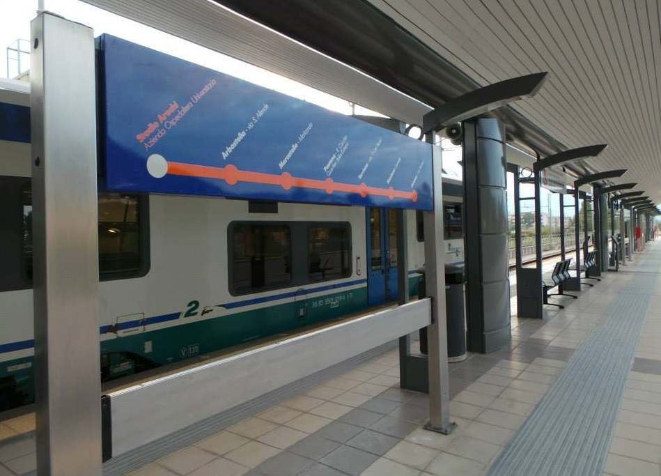 Salerno metropolitan railway service Wikipedia