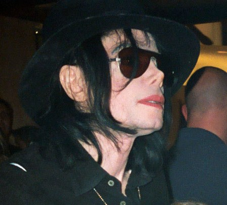 Michael Jackson in Vegas cropped 2 Celebrity cosmetic surgery disasters – can we learn by stars' mistakes?