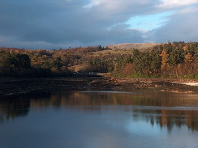 Mugdock Reservoir, Nr Milngavie - geograph.org.uk - 79202