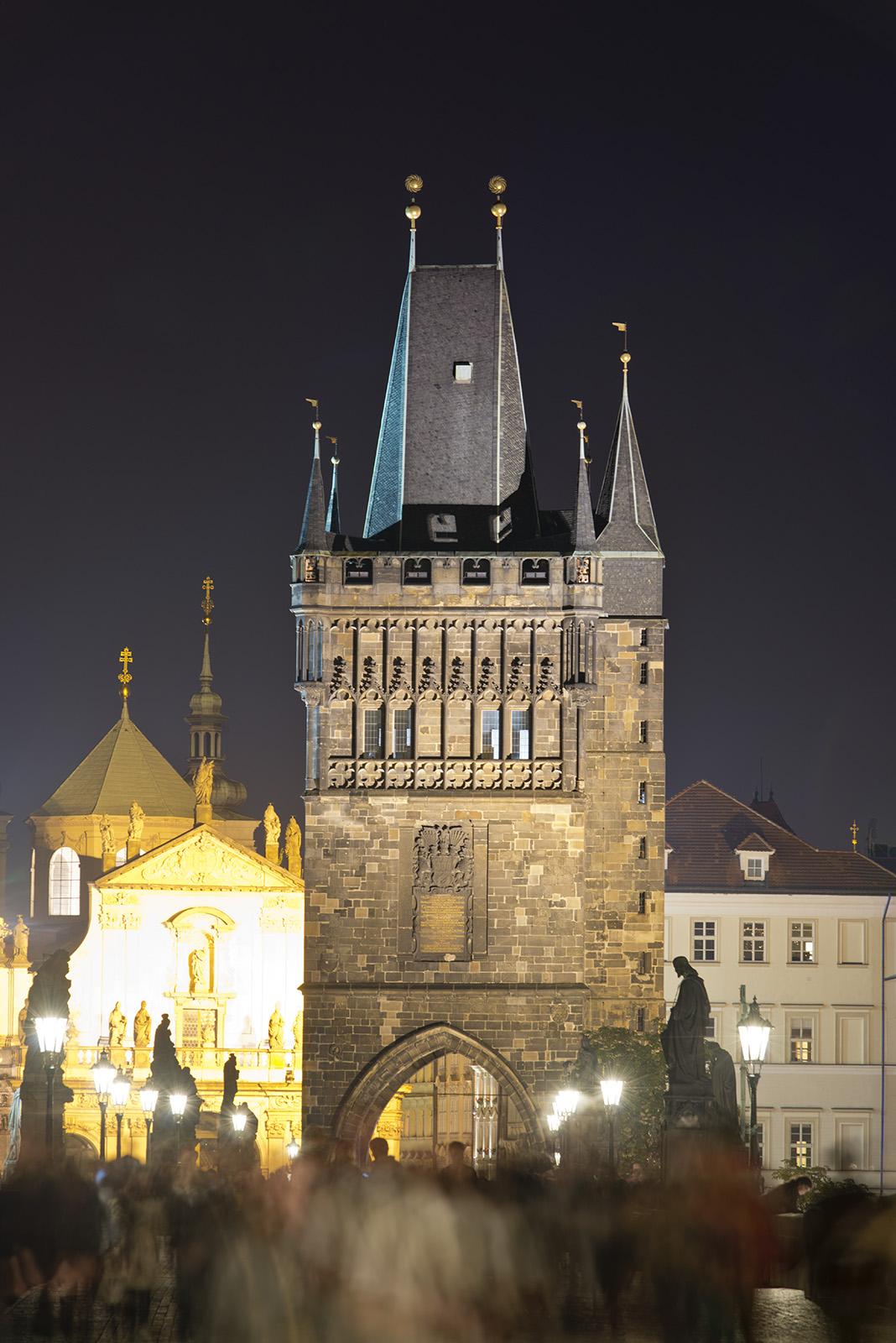 Old Town Bridge Tower Wikipedia