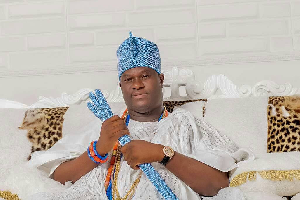 Ooni of Ife, Adeyeye Enitan Ogunwusi. Photo: Wikipedia