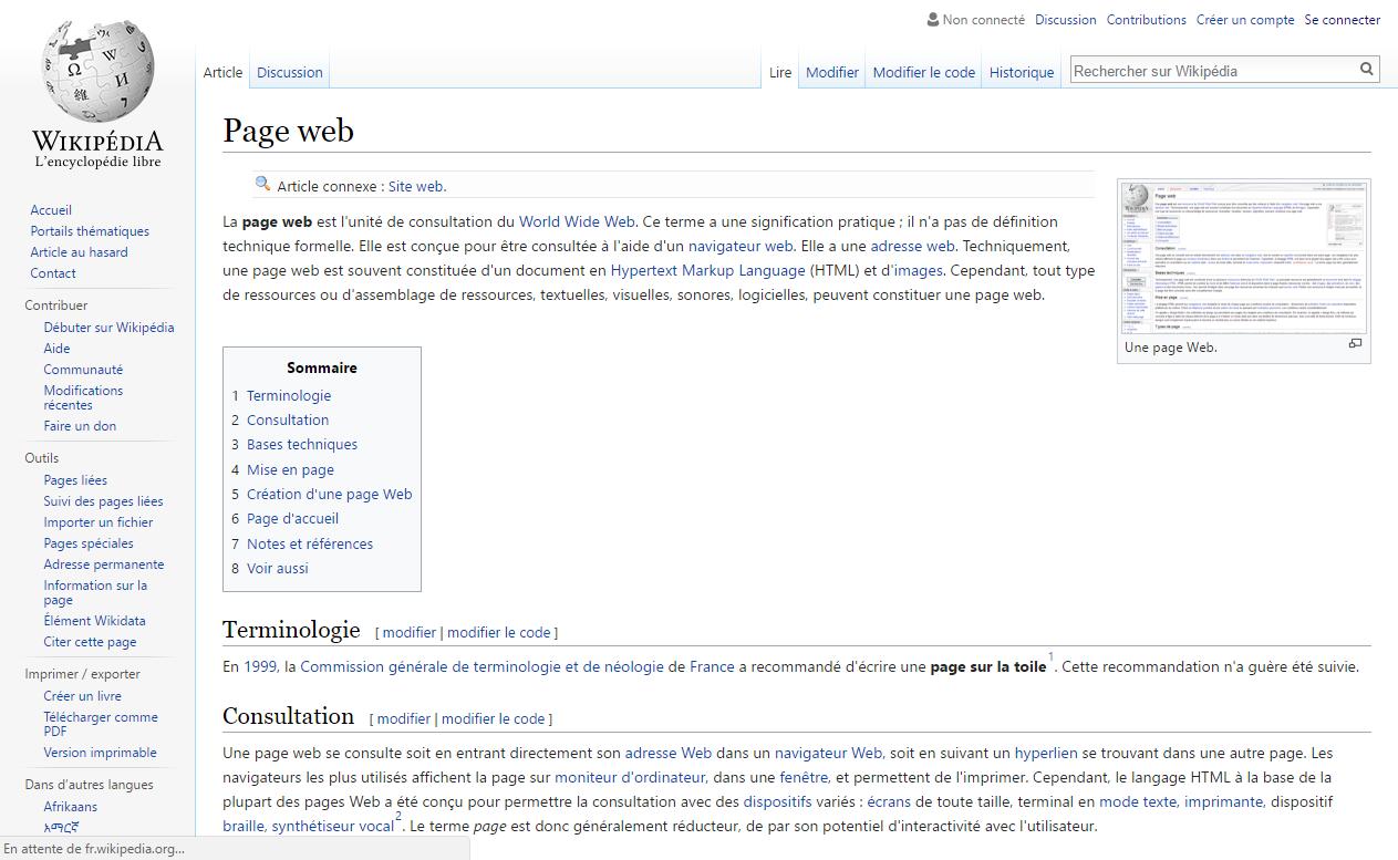 world wide web wikiwand