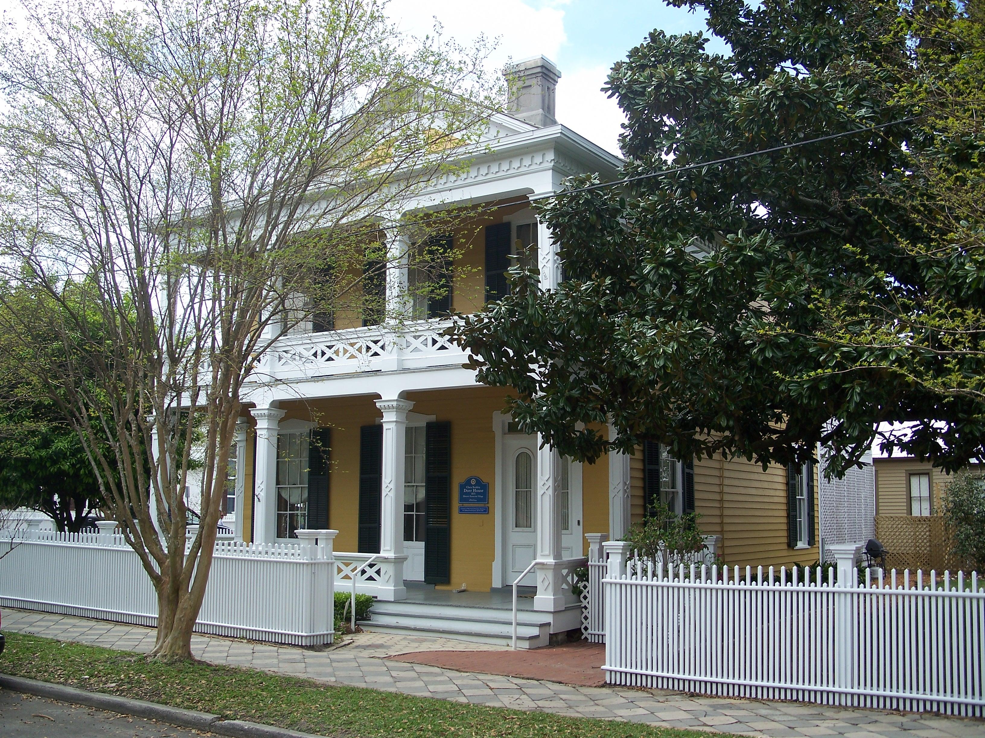 Clara Barkley Dorr House - Wikipedia