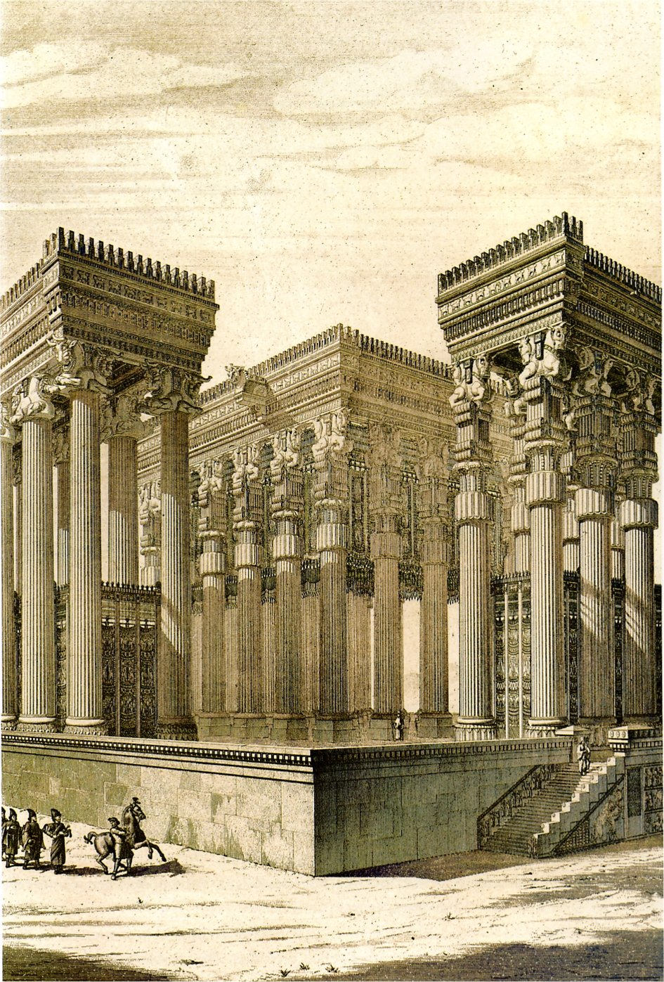 Persepolis_Reconstruction_Apadana_Chipie