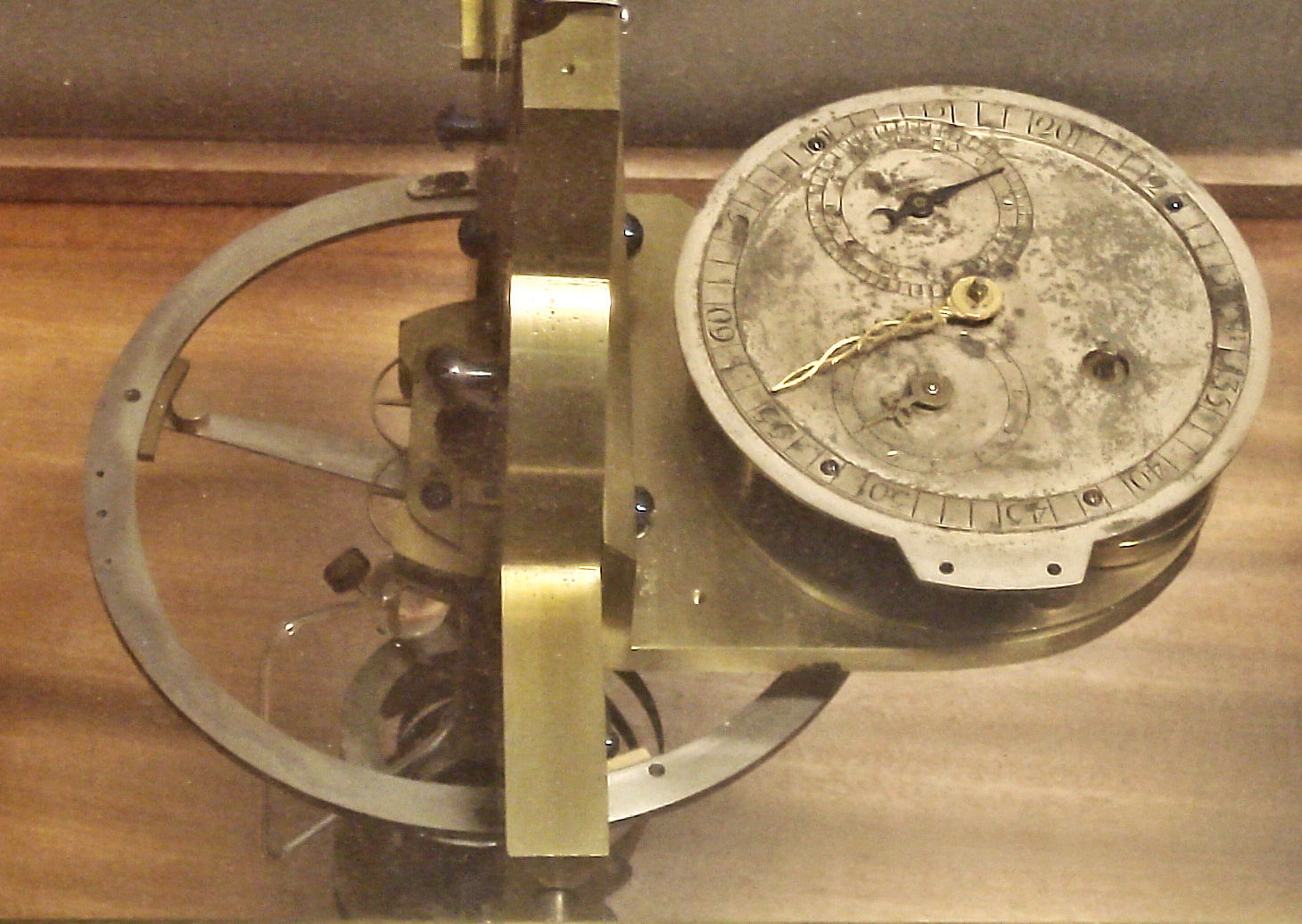 Marine chronometer - Wikipedia, the free encyclopediabalance of le roy town