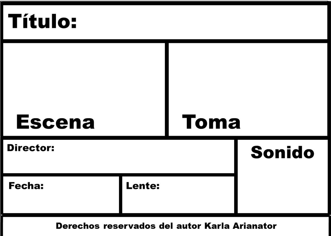 Archivo:Plantilla Claqueta.png - Wikipedia, la enciclopedia libre