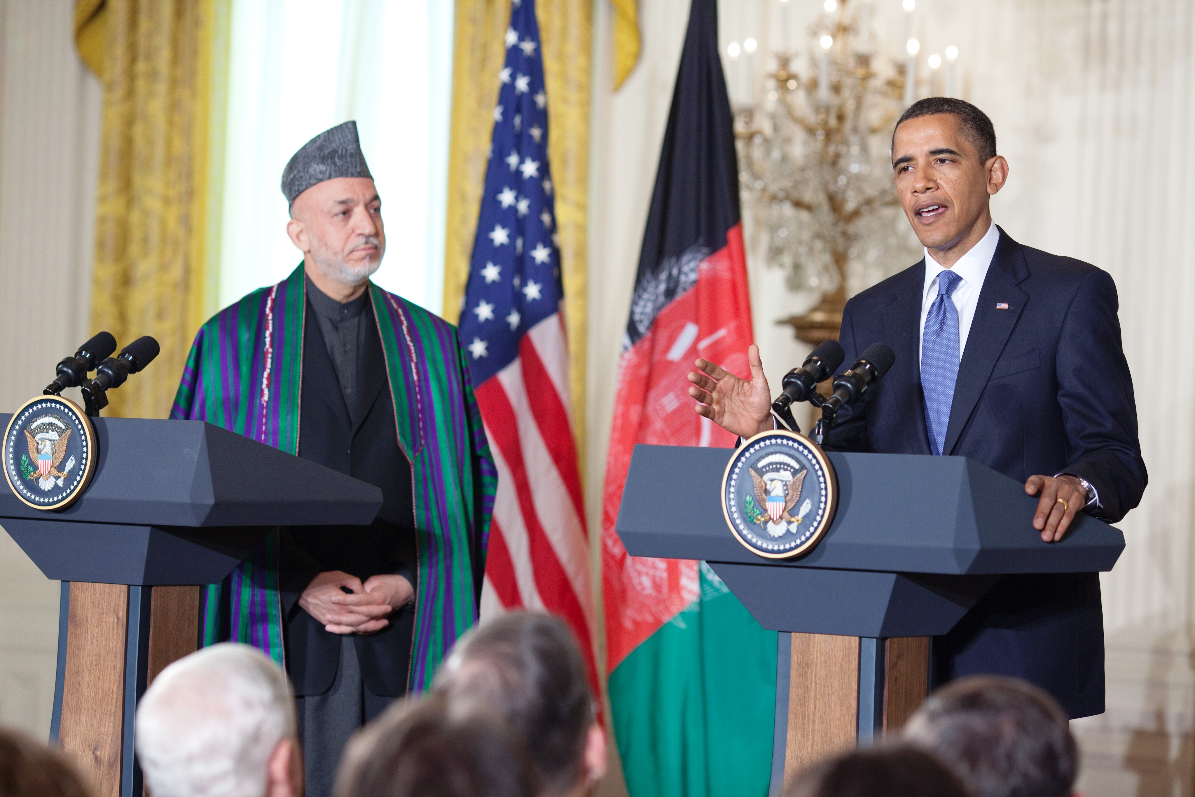 Afghan President Karzai Hamid: biography, activities and interesting facts 7