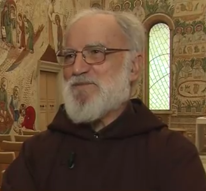 Fr. Cantalamessa in March 2016.