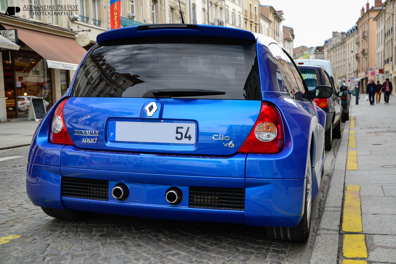 Clio Kit Car Usine