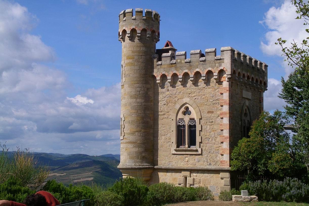 File Rennes Le Chateau Turm Jpg Wikimedia Commons