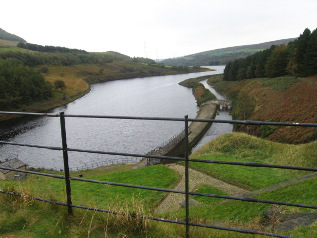 Rhodeswood Reservoir - geograph.org.uk - 1001696