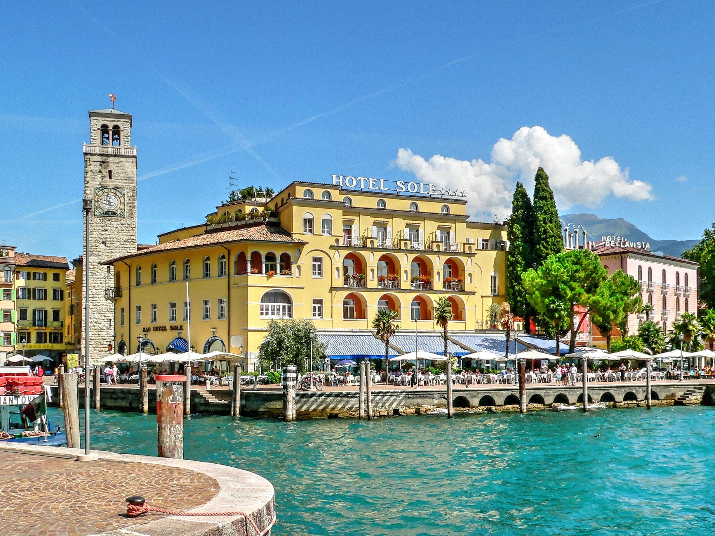 Gardasee Hotel  Sterne