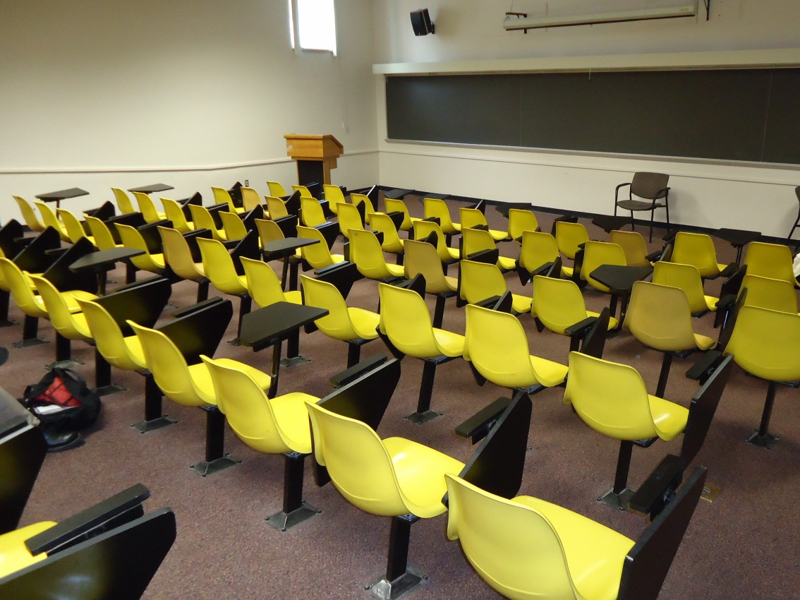 Yellow Classroom Decor ~ File rutgers university busch campus classroom with yellow