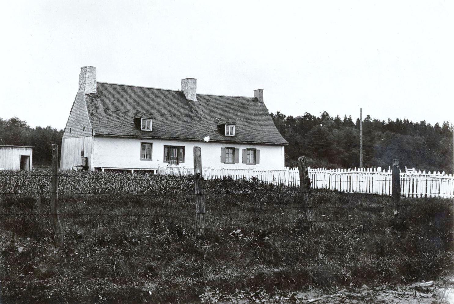 File sainte famille de l ile d orleans maison blouin for Maison des entreprises orleans