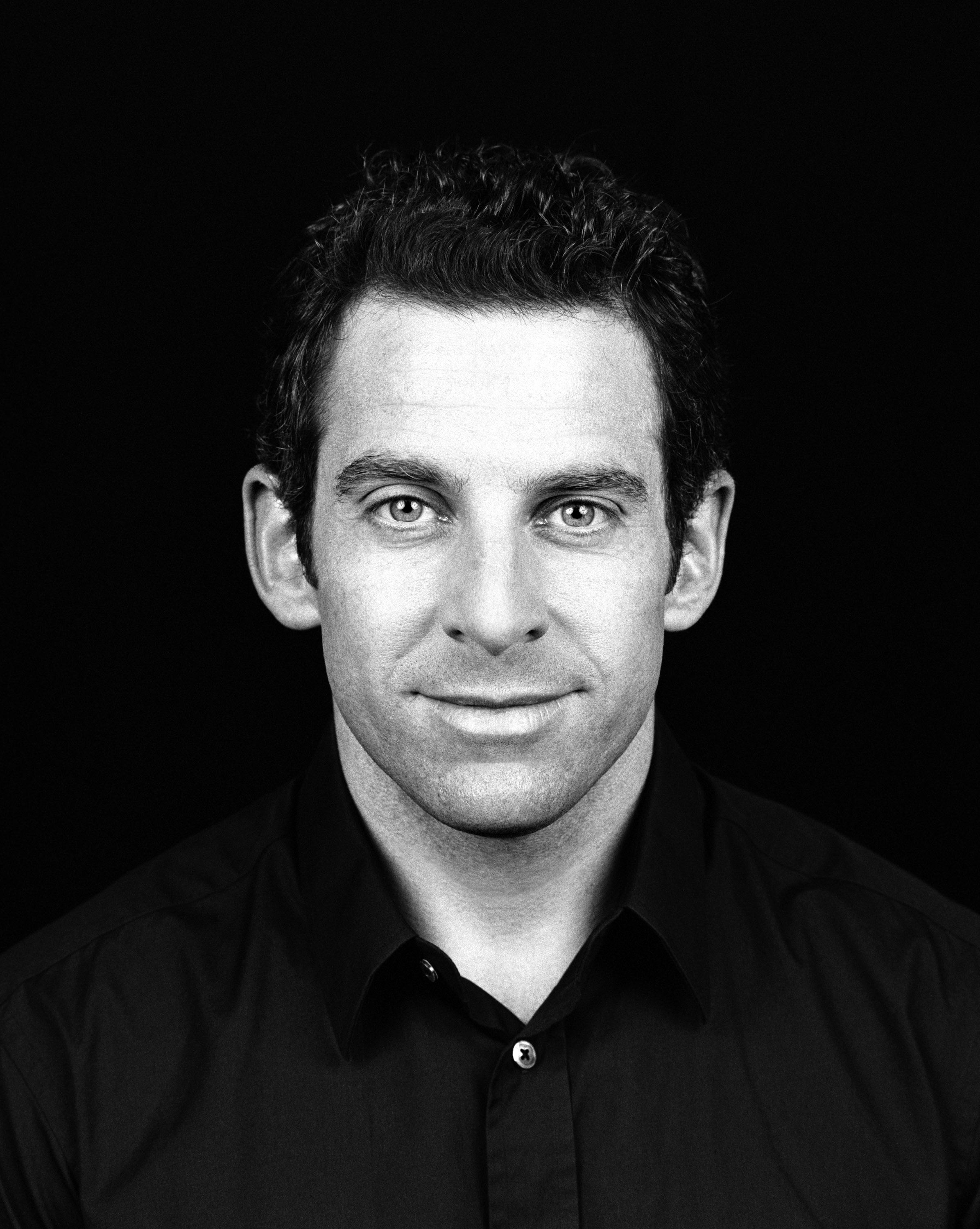 Sam Harris, author and neuroscientist.