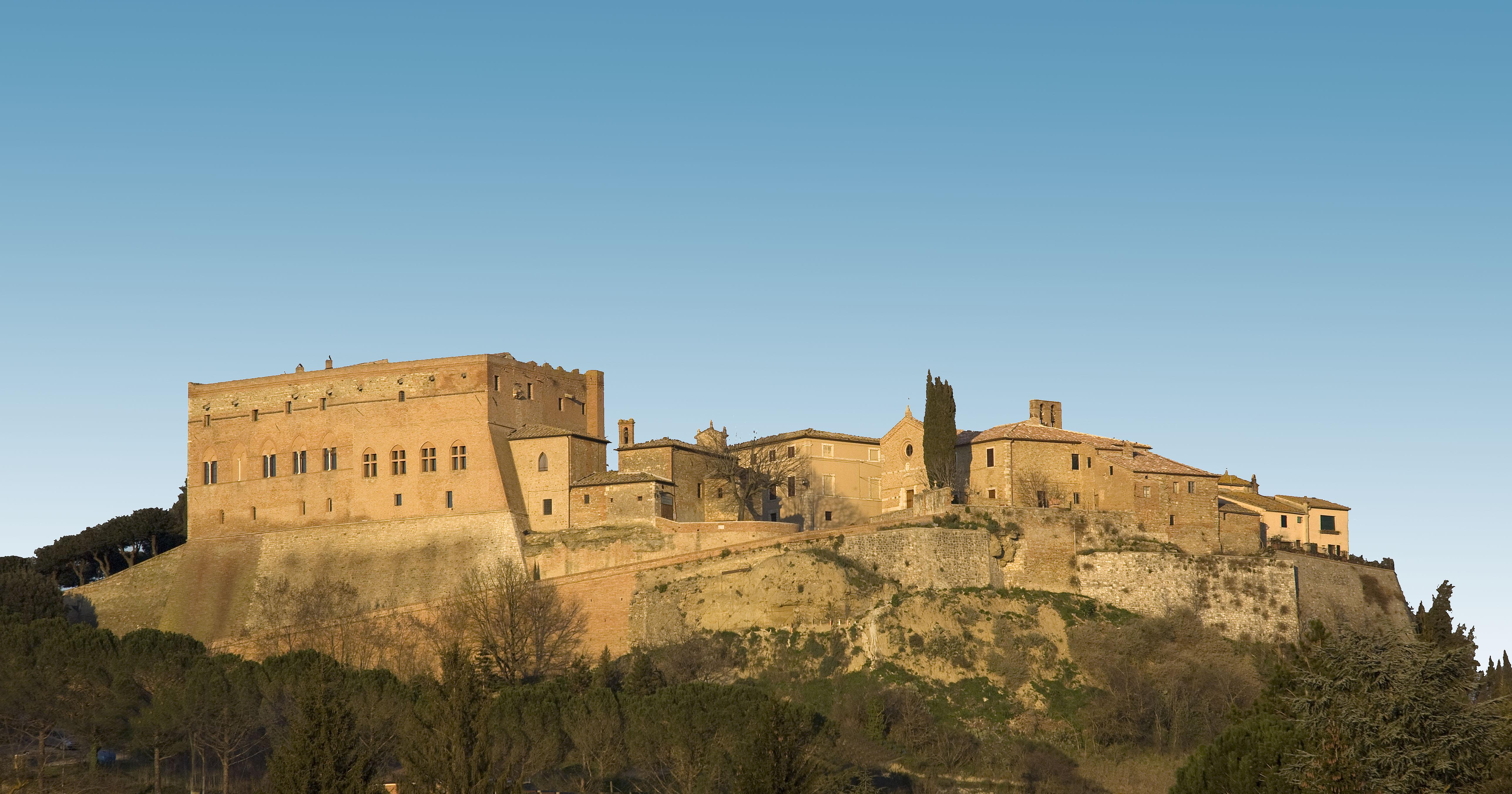The Crete Senesi | Panorama San Giovanni d'Ass