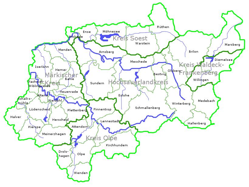 Sauerland Wikiwand
