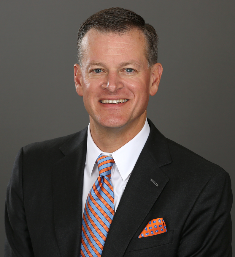 Scott Stricklin  Athletic Director