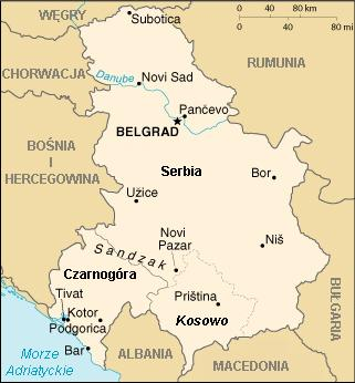 File Serbia And Montenegro Cia Map Pl Jpg Wikimedia Commons